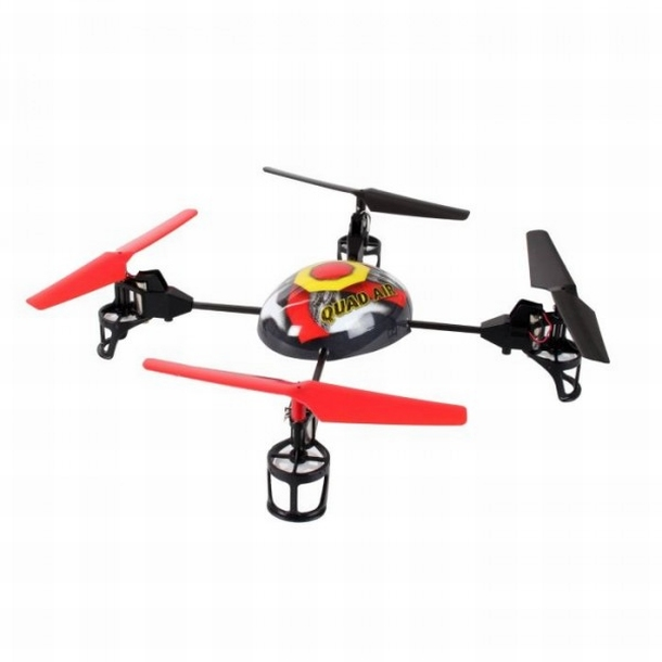Revell Quadrocopter quad air modelbouw RC drone quadcopter