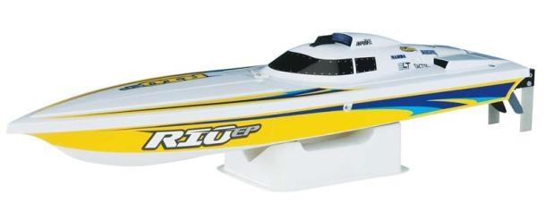 AquaCraft Rio Ep Offshore RTR Semi Prof. modelbouw RC boat