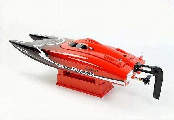 Amewi Sea Rider Catamaran Semi Prof. modelbouw RC speedboot