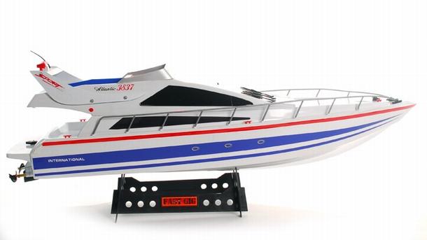 Heng Long Atlantic Yacht speelgoed modelbouw RC speed boot