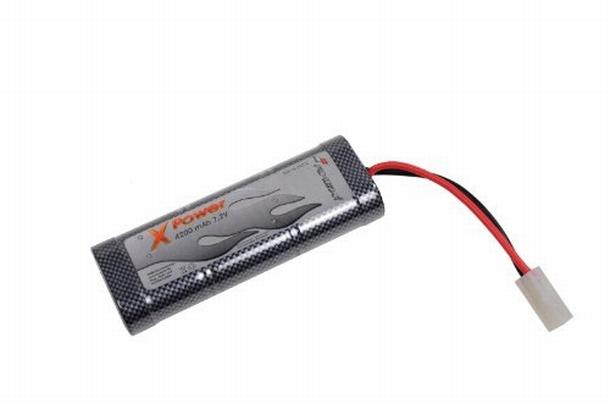 Amewi 7.2V X Power 4200 mAh NiMH accu pack Batterijen