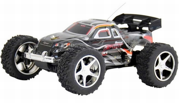 Amewi Mini RC Truggy Running Dog speelgoed model truggy 1:52