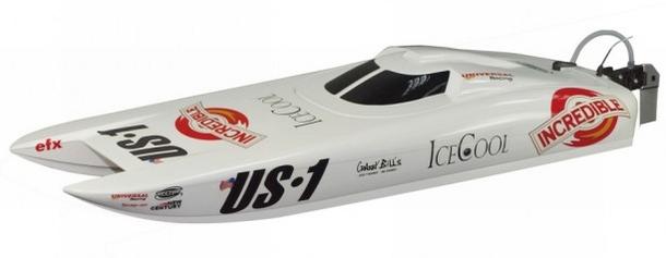Amewi Joysway Catamaran US-1 Prof. modelbouw RC boat