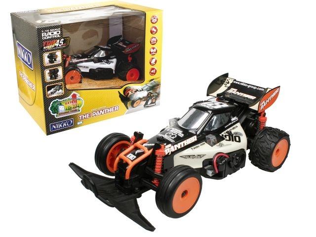 Nikko The Panther Evolution semi prof modelbouw RC Auto 1:16