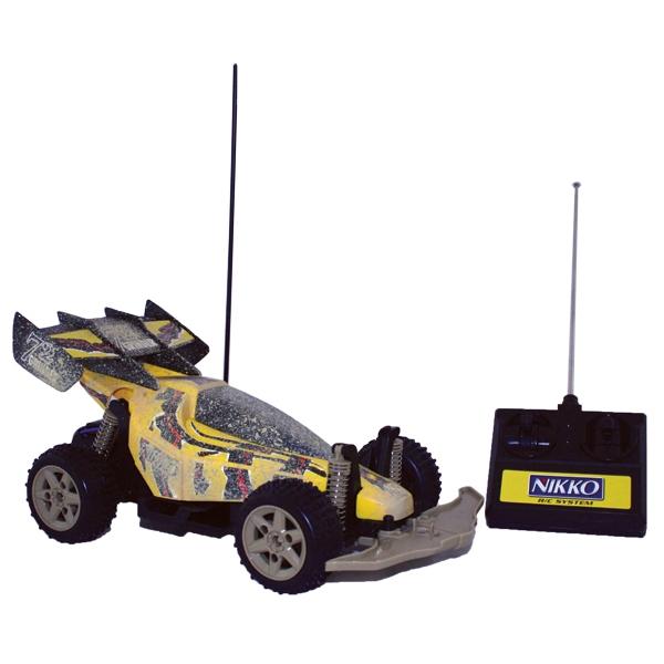 Nikko MUD Racer Grinder RC speelgoed modelbouw RC Buggy 1:18