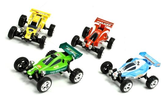 Amewi Pegasus racing speelgoed modelbouw mini rc buggy 1:52
