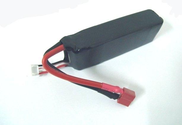 Amewi Joysway 3S1P 11,1V 2200 mAh LiPo 25 C deans accu pack