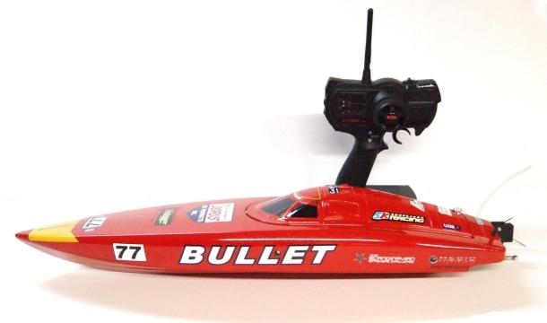 Amewi Joysway Bullet V Boot Prof. modelbouw RC boat