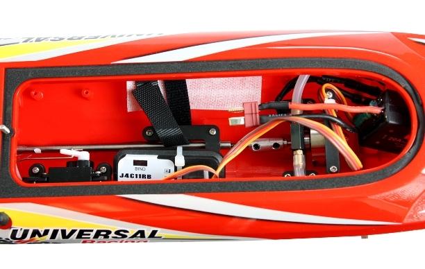 Amewi Joysway Super Mono X Prof. modelbouw RC speed boat