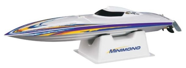AquaCraft Minimono Brushless 2.4ghz RTR Prof. RC race boat