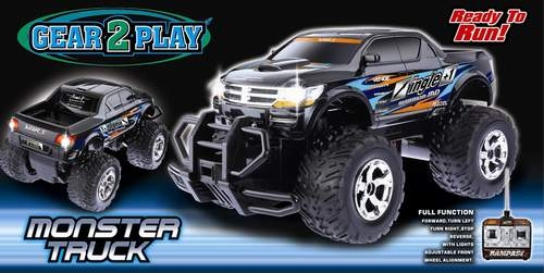 Gear 2 Play Monster Truck speelgoed modelbouw RC Monster Car