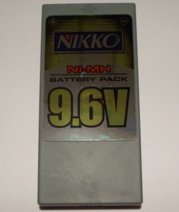 Nikko 9.6V 700 mAh NiMH Giga Pack accu batterij Onverpakt