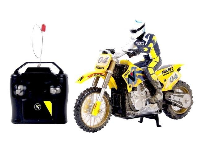 speelgoed fiets cross