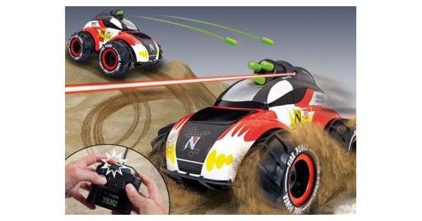 Nikko N Blaster Mobile Missile speelgoed modelbouw RC Auto