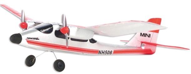 Ninco Air Mini 506 RTF speelgoed modelbouw RC Vliegtuig