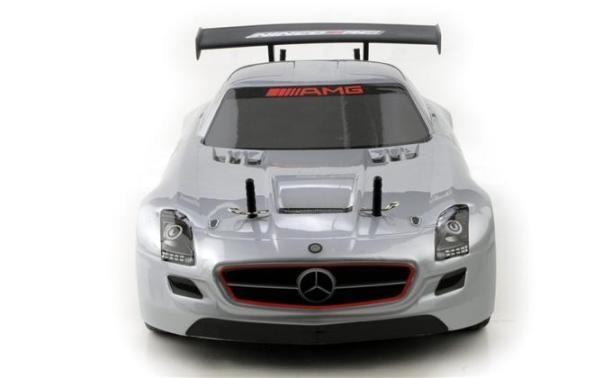 Ninco Mercedes Benz SLS AMG GT3 4WD prof modelbouw rc auto
