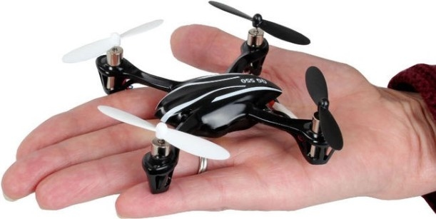 Revell mini quadrocopter QG550 xs s rtf RC quadcopter heli