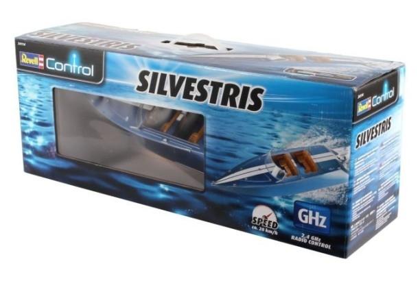 Revell Silvestris RTR Semi Prof. modelbouw RC speedboot