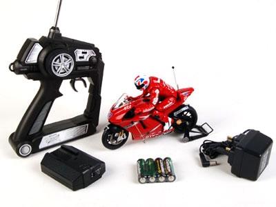 Silverlit Ducati Desmosedici speelgoed modelbouw RC Motor