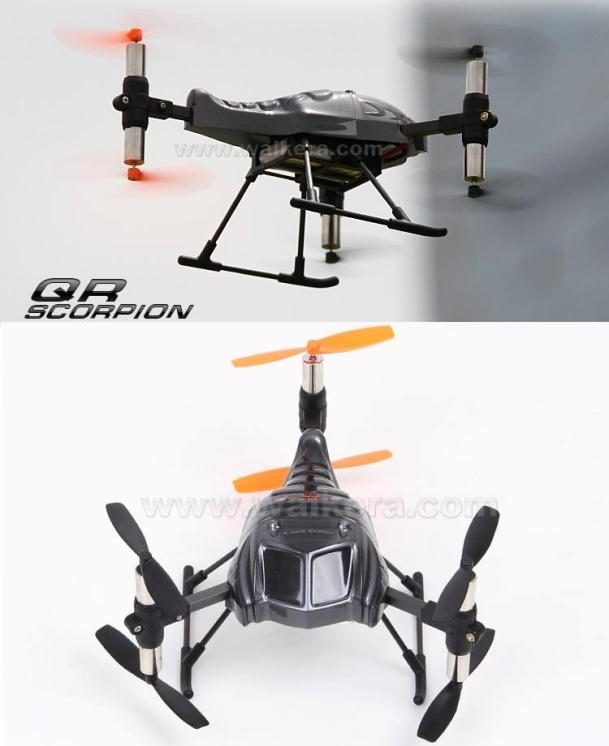 Walkera qr Scorpion Hexacopter UFO modelbouw RC Multicopter