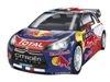 Band 1 BR 26.995 MHz Nikko Citroen DS3 WRC pro line rc auto