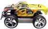 Gele NQD Big Foot Big Wheel King speelgoed RC Monster Truck
