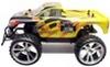 Gele NQD Big Foot Big Wheel King speelgoed RC Monster Truck
