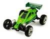 Groene Amewi Pegasus racing speelgoed mini rc buggy 1:52
