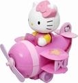 Nikko Hello Kitty RC speelgoed modelbouw Vliegtuig Plane