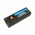 Yuntong 2S 7.4V 5000 mAh LiPo 30C Hardcase 4 mm accu pack 