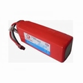 Yuntong 4S 14.8V 3200 mAh LiPo 30C Hardcase deans accu pack