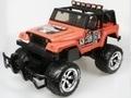 Nikko Jeep Rubicon speelgoed modelbouw RC Monster Car ####