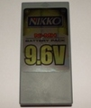 Nikko 9.6V 700 mAh NiMH Giga Pack accu batterij Onverpakt 