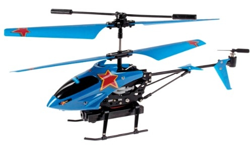 RC HELICOPTER Radiografisch bestuurbare helikopter