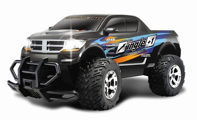 RC MONSTER CAR Radiografisch bestuurbare truck