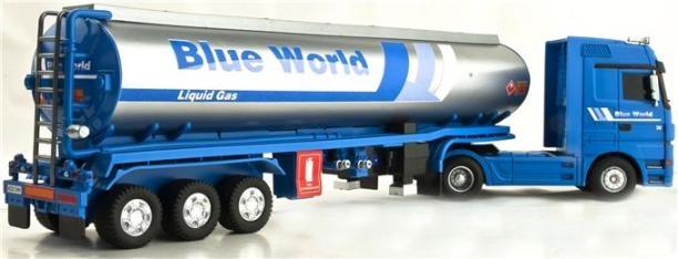 RC VRACHTWAGEN Radiografisch bestuurbare trucks